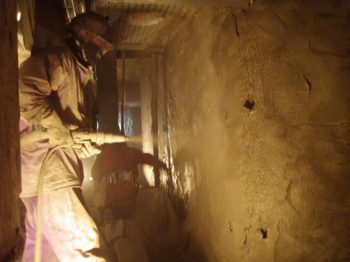 県種苗生産施設コンクリート特殊補強工事