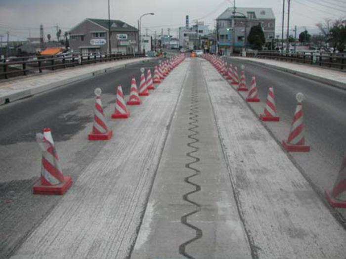 米ノ津橋外橋梁補修工事
