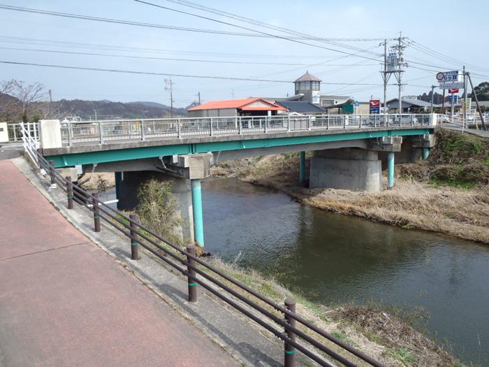第4号県単橋梁整備工事(前川橋)