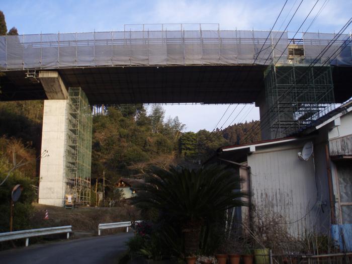 都城地区橋梁補修工事